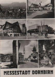 Österreich - Österreich - Dornbirn - u.a. gegen Schweizer Berge - ca. 1960