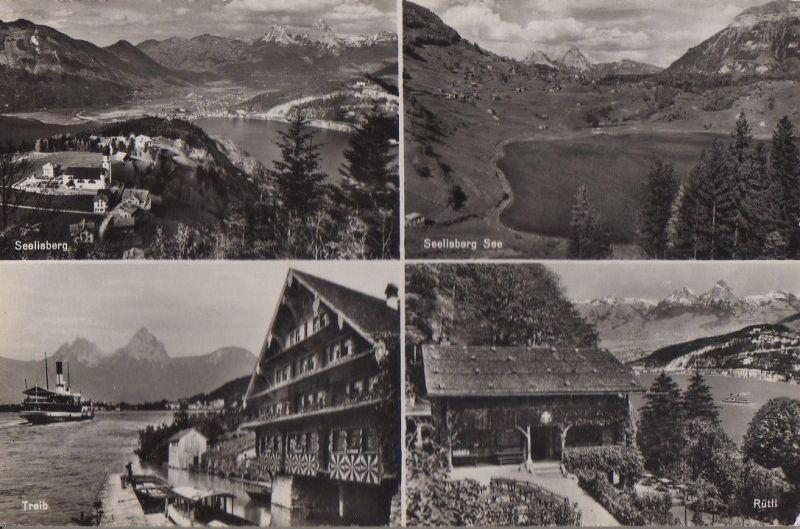 Schweiz - Schweiz - Seelisberg - u.a. Treib - 1960