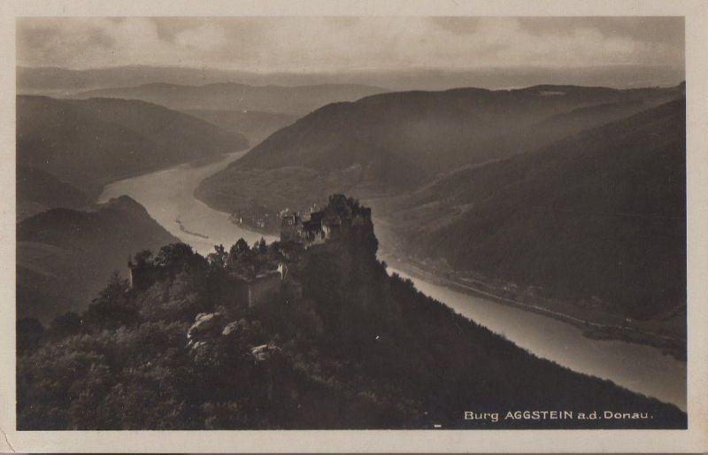 Österreich - Österreich - Aggstein - Burg - 1928