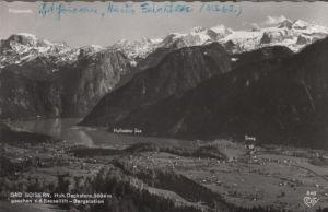 Österreich - Österreich - Bad Goisern - gesehen von Sessellift-Bergstation - 1962
