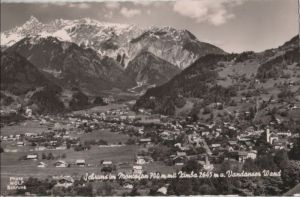 Österreich - Österreich - Schruns - mit Zimba - 1966
