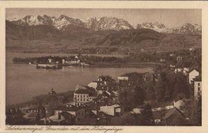 Österreich - Österreich - Gmunden - mit Höllengebirge - ca. 1940