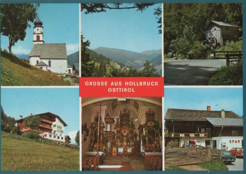 Österreich - Österreich - Hollbruck - u.a. Haus Sint - ca. 1980