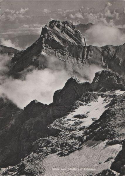 Schweiz - Schweiz - Schwägalp - ca. 1955