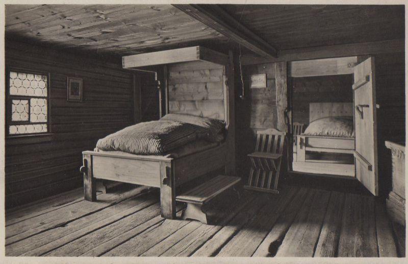Schweiz - Schweiz - Wildhaus, Lisighaus - Geburtshaus Zwingli - ca. 1955