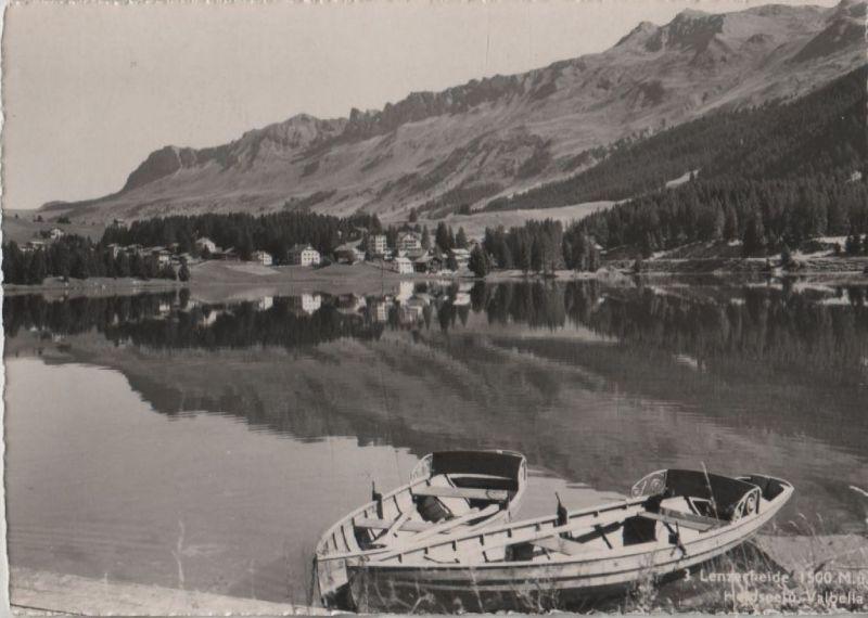 Schweiz - Schweiz - Lenzerheide - Heidsee - ca. 1965