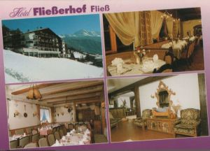 Österreich - Österreich - Fließ - Fließerhof - 1992