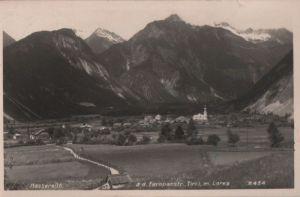 Österreich - Österreich - Nassereith - mit Lorea - 1932