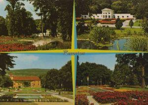 Österreich - Österreich - Baden - Rosarium - ca. 1985