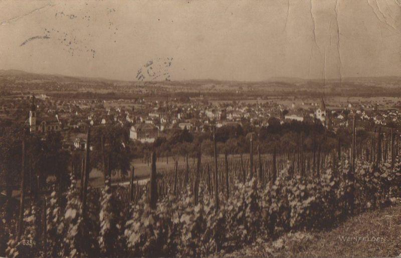 Schweiz - Schweiz - Weinfelden - ca. 1940