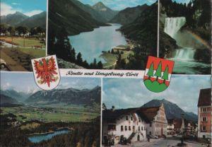 Österreich - Österreich - Reutte - mit Umgebung - 1962