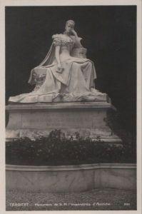 Schweiz - Schweiz - Territet - Monument - ca. 1950