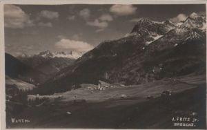 Österreich - Österreich - Warth - 1925