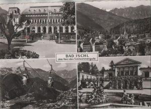 Österreich - Österreich - Bad Ischl - mit 4 Bildern - 1961
