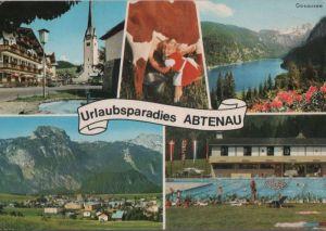 Österreich - Österreich - Abtenau - mit Gosausee - 1978