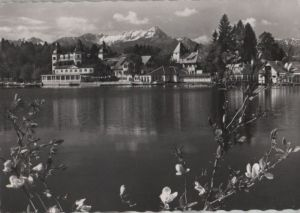Österreich - Österreich - Velden - mit Mittagskogel - 1962
