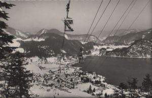Österreich - Österreich - Sankt Gilgen - mit Seilbahn - 1962