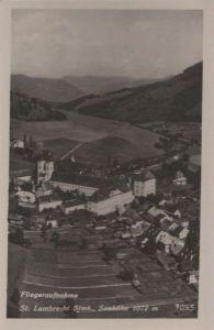 Österreich - Österreich - St. Lambrecht - Fliegeraufnahme - 1938