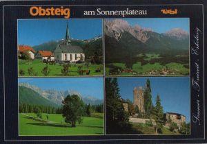 Österreich - Österreich - Obsteig - mit 4 Bildern - 1987