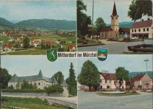 Österreich - Österreich - Mitterdorf - mit 4 Bildern - 1992