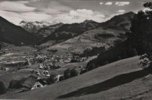 Schweiz - Schweiz - Zweisimmen - mit Gletscherhorn - ca. 1955