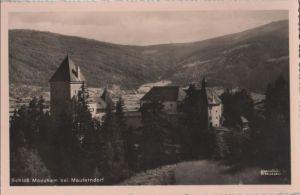 Österreich - Österreich - Mauterndorf - Schloss Moosham - ca. 1955
