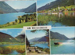 Österreich - Österreich - Weißensee - u.a. Techendorf - ca. 1975