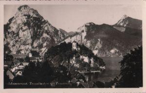 Österreich - Österreich - Traunkirchen - mit Traunstein - 1956