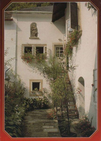 Österreich - Österreich - Eisenstadt - Wohnhaus von Haydn - 1992