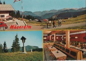 Österreich - Österreich - Waidring - Unterkunftshaus Möseralm - ca. 1980