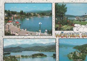 Österreich - Österreich - Wörther See mit Maria Wörth - 1990