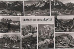 Österreich - Österreich - Ramsau - u.a. Austriahütte - 1954
