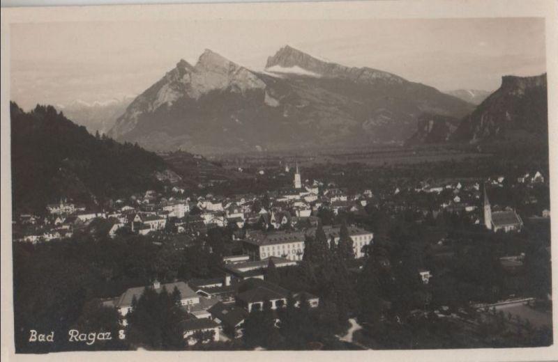 Schweiz - Schweiz - Bad Ragaz - ca. 1950
