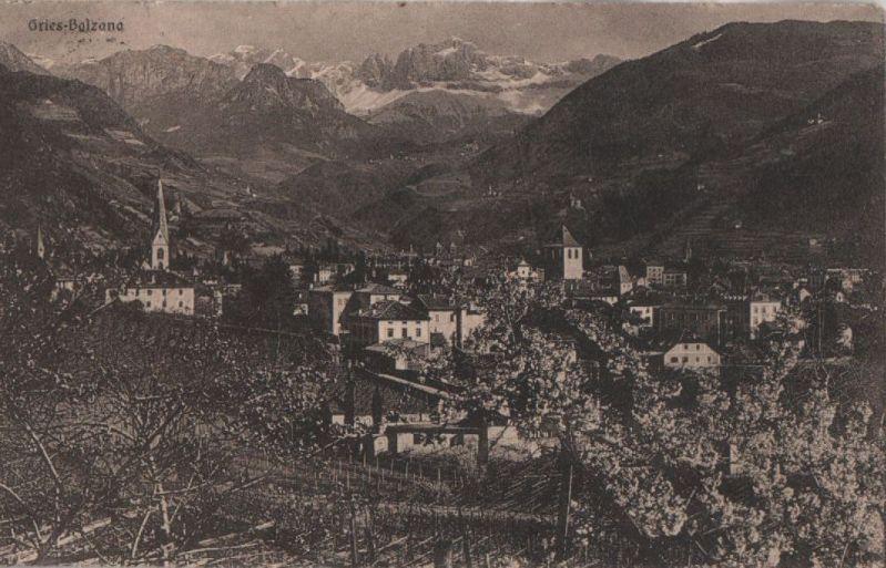 Italien - Italien - Bozen-Gries - 1931