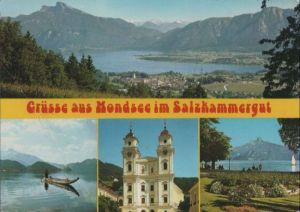 Österreich - Österreich - Mondsee - u.a. Mondseer Einbaum - 1982