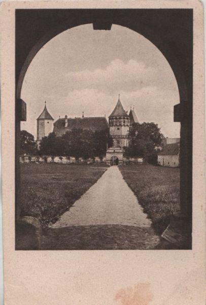 Österreich - Österreich - Rosenburg - Turnierhof - ca. 1950