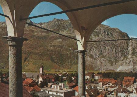 Schweiz - Schweiz - Andermatt - ca. 1975