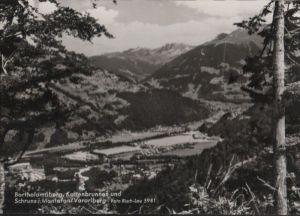 Österreich - Österreich - Schruns - mit Bartholomäberg - 1966