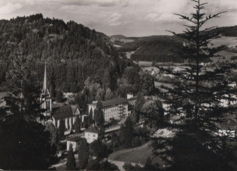 Schweiz - Schweiz - Dussnang - Kneipp-Kurhaus - 1971