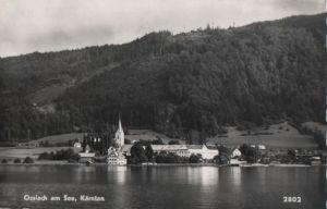 Österreich - Österreich - Ossiach - 1963