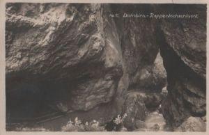 Österreich - Österreich - Dornbirn - Rappenlochschlucht - ca. 1950