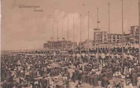 Niederlande - Niederlande - Scheveningen - Strand - 1909