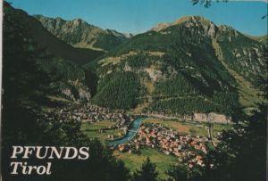Österreich - Österreich - Pfunds - mit Stuben - 1980