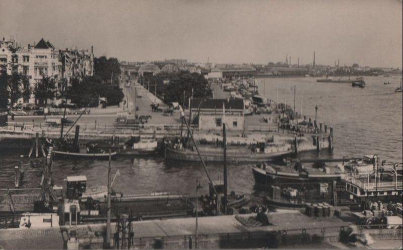 Niederlande - Niederlande - Rotterdam - Gezicht op het Oude Hoofd - ca. 1950