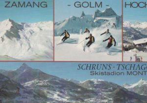 Österreich - Österreich - Schruns-Tschagguns - Montafon - 1982