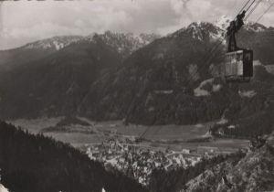 Österreich - Österreich - Obervellach - mit Seilbahn - 1961