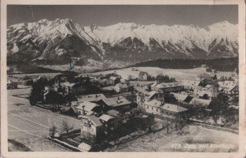 Österreich - Österreich - Igls - mit Nordkette - 1943