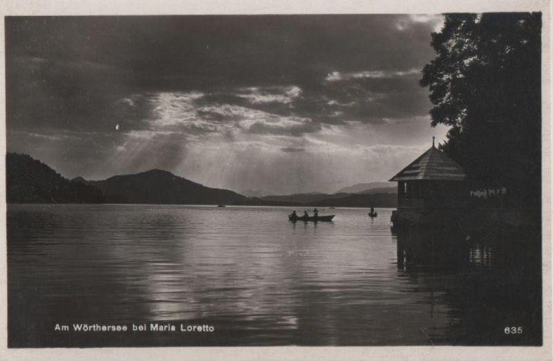 Österreich - Österreich - Loretto, Basilika Maria Loretto - Am Wörthersee - ca. 1955