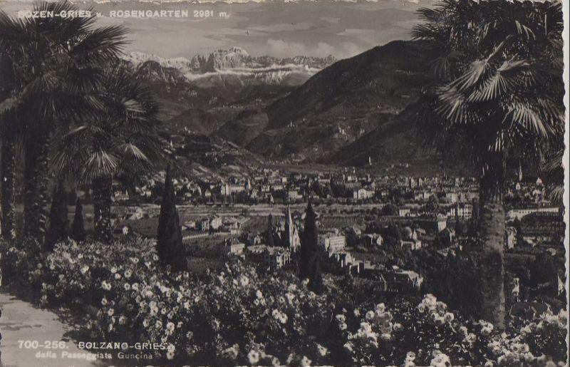 Italien - Italien - Bolzano - Bozen - Gries - ca. 1955