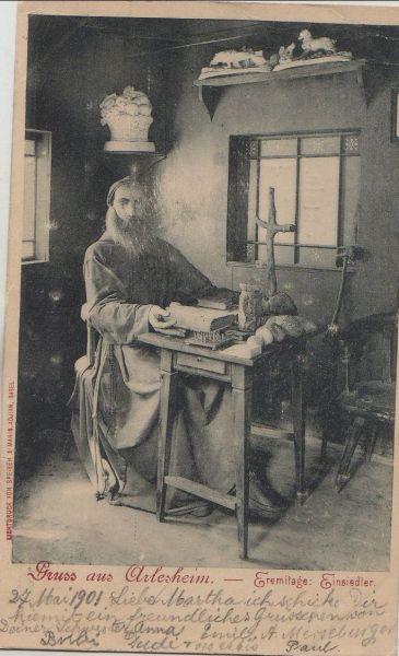 Schweiz - Schweiz - Arlesheim - Eremitage, Einsiedler - 1901